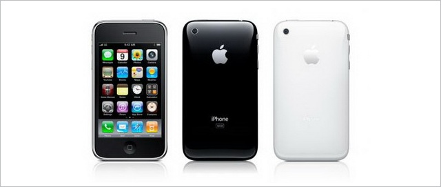 Plastikowa obudowa w iPhone'ie 3GS