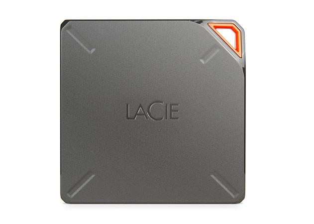 LaCie Fuel front