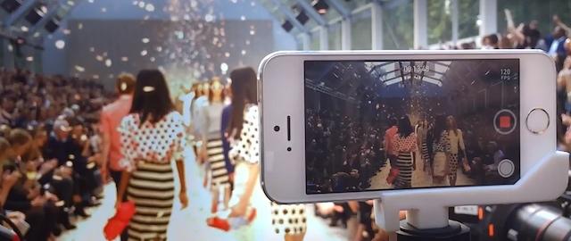 iPhone 5S kamera