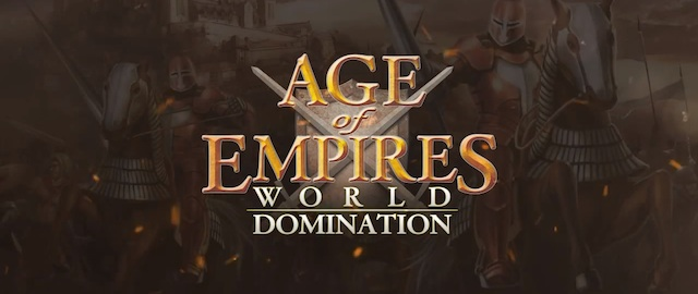Age of Empires- World Domination