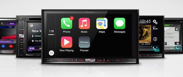 Apple CarPlay Pioneer
