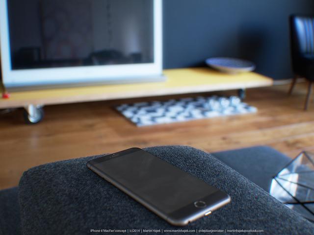 iPhone 6 koncepcja
