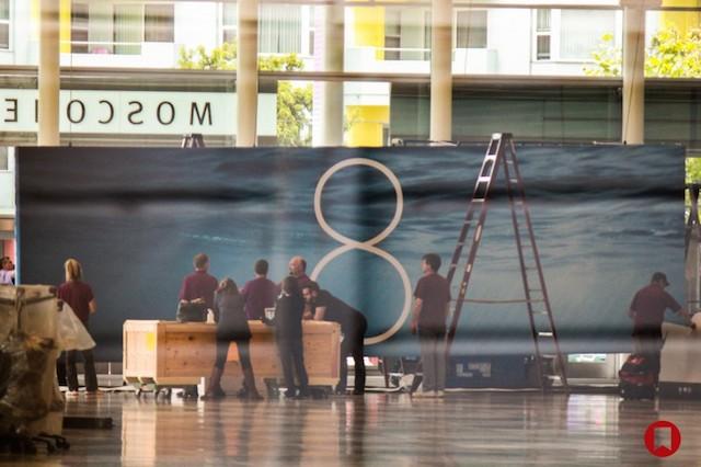 iOS 8 WWDC 2014