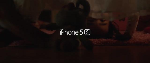 Parenthood_reklama iPhone 5S