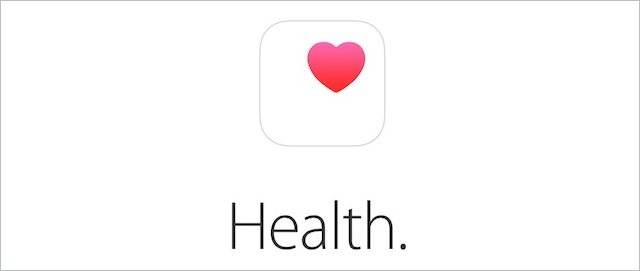 aplikacja Health iOS 8