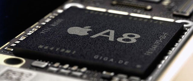 procesor A8 Apple