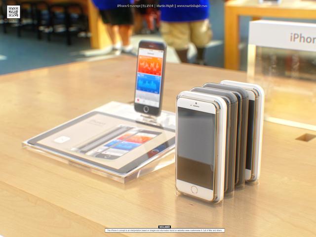 iPhone 6 koncepcja sklep Hajek_4