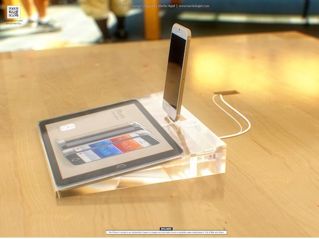 iPhone 6 koncepcja sklep Hajek_5