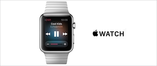 Apple Watch muzyka bez iPhone'a