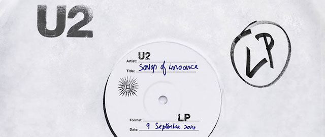 U2 Songs of Innocence free iTunes
