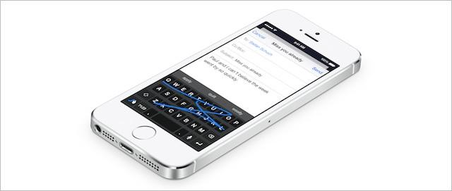 alternatywna klawiatura iOS 8