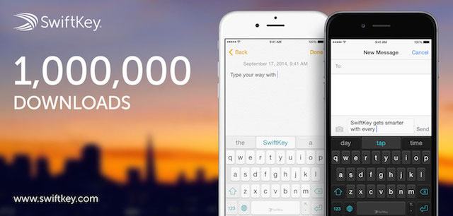 swiftkey_one_million