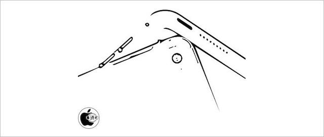 iPad Pro szkic