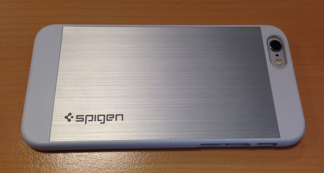 Spigen Aluminium Fit iPhone 6_8