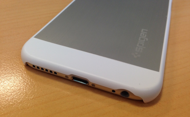 Spigen Aluminium Fit iPhone 6_9