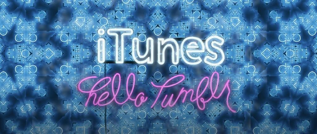 iTunes Tumblr