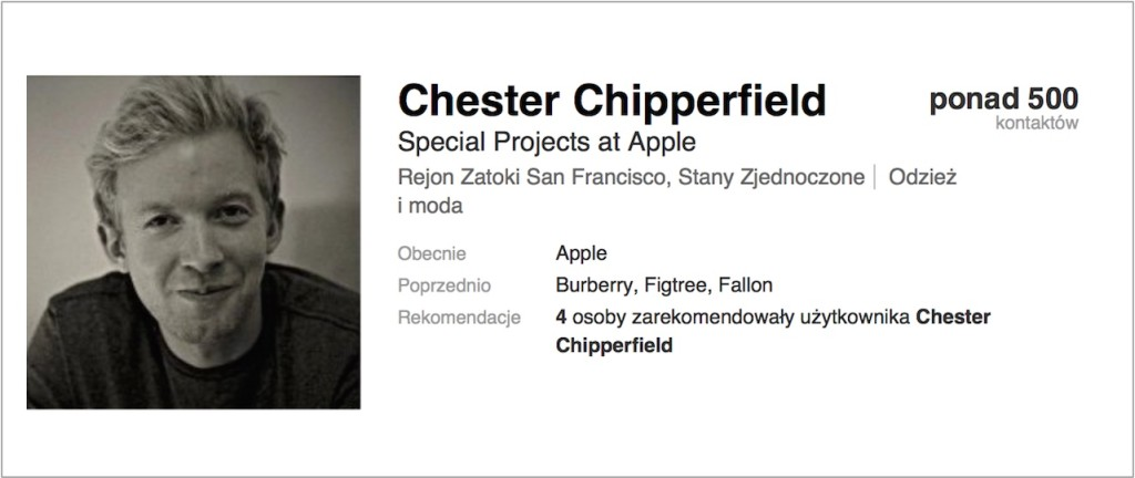 Chester Chipperfiel