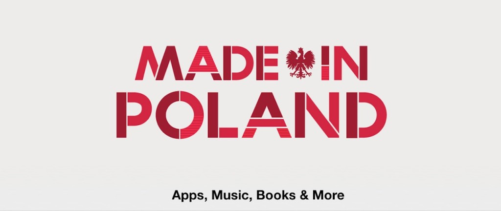 Made in Poland App Store