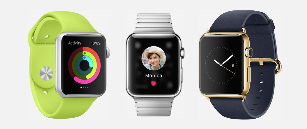 Apple Watch kolekcja