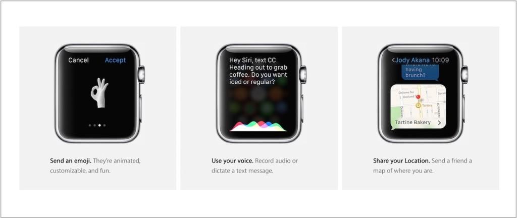 Apple Watch powiadomienia