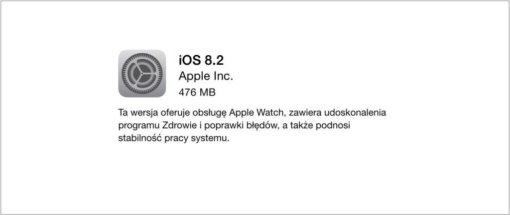 iOS 8.2