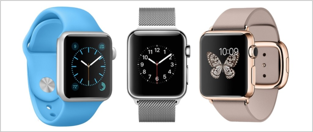 Apple Watch premiera