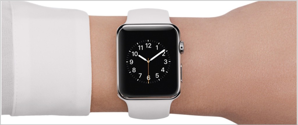 Apple Watch prezentacja