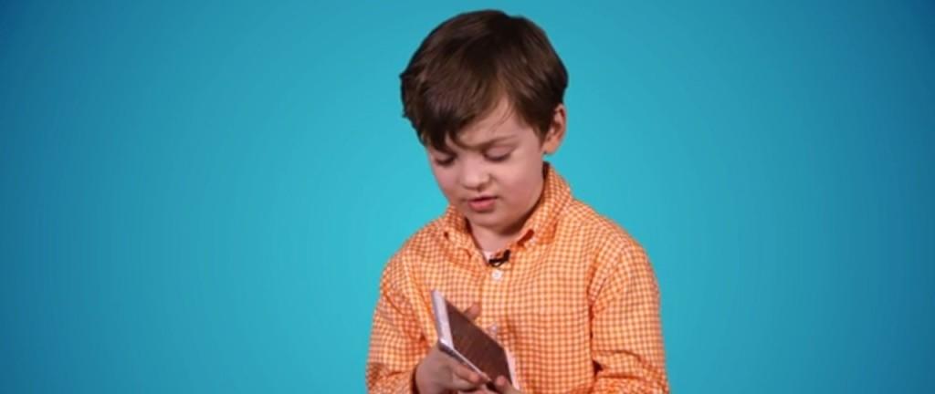 dzieci wybieraja Iphone vs samsung