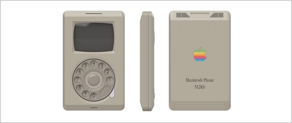 Macintosh Phone