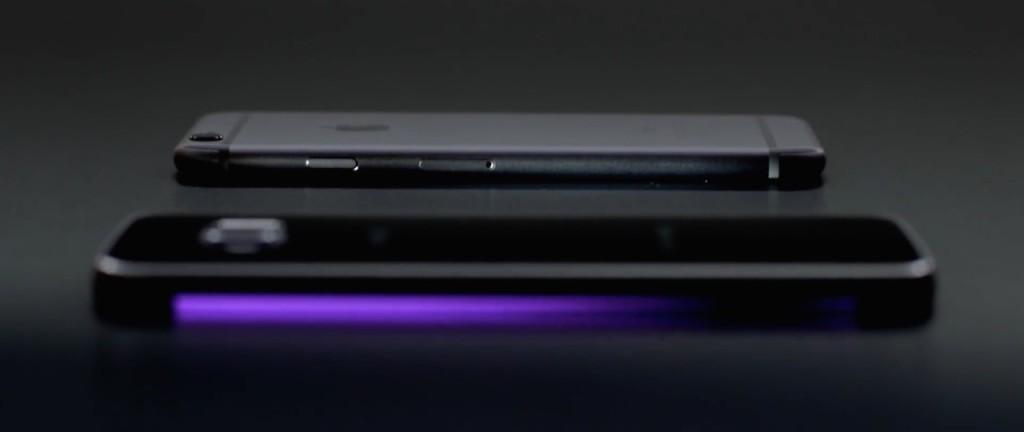 iPhone 6 vs Galax S6 Edge