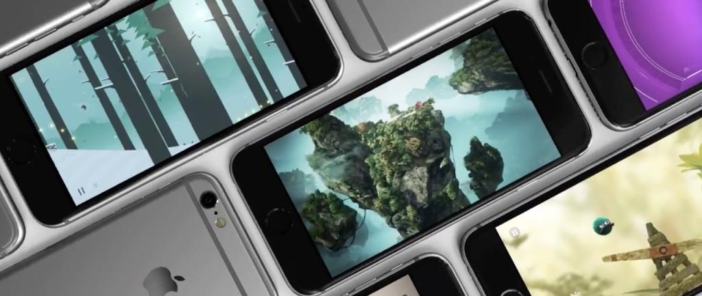 iPhone 6 reklama