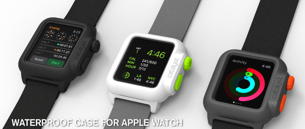 Catalyst - obudowa Apple Watch