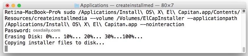 el-capitan-bootable-install-drive-command-terminal