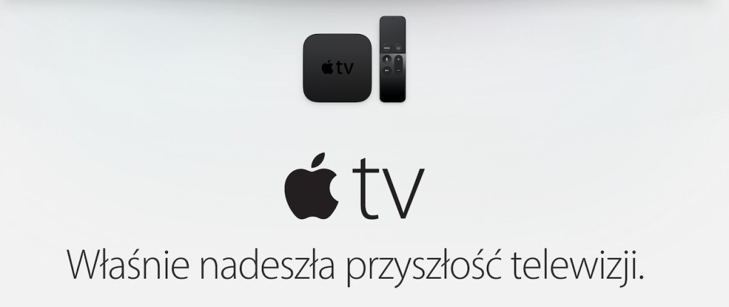 nowe Apple TV