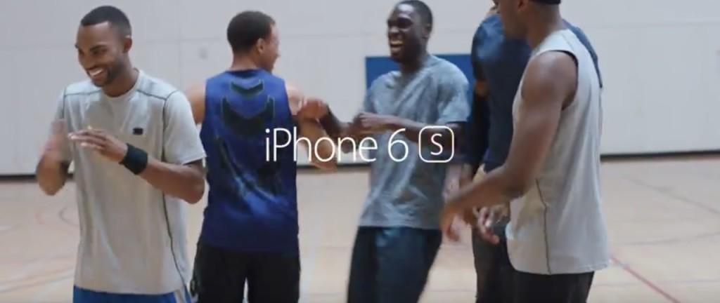 reklama iPhone6S