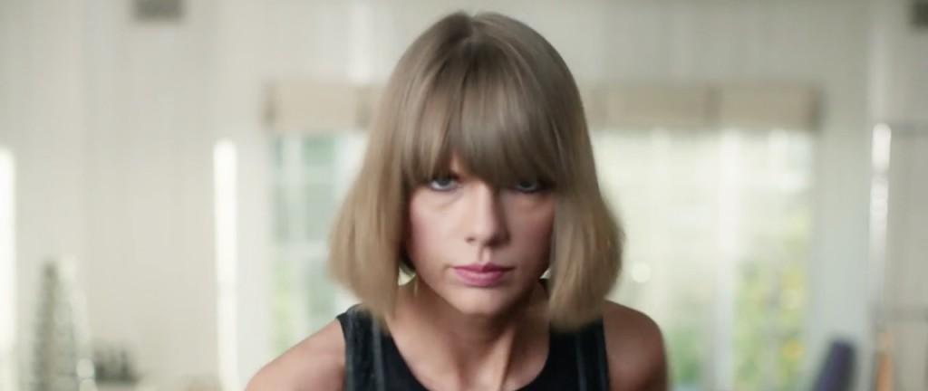 Taylor Swift reklama