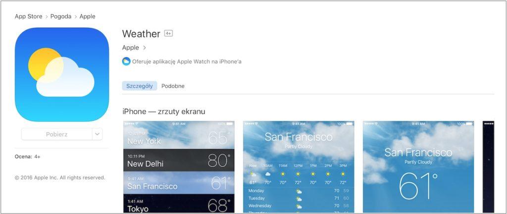 usuwanie aplikacji w iOS 10
