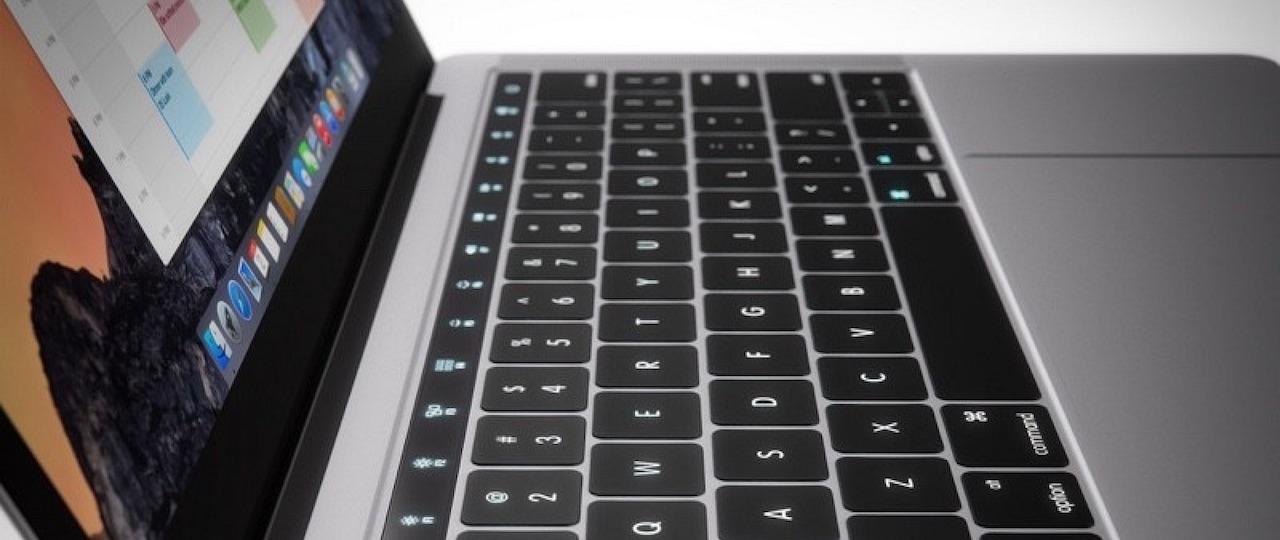 MacBook Pro koncepcja