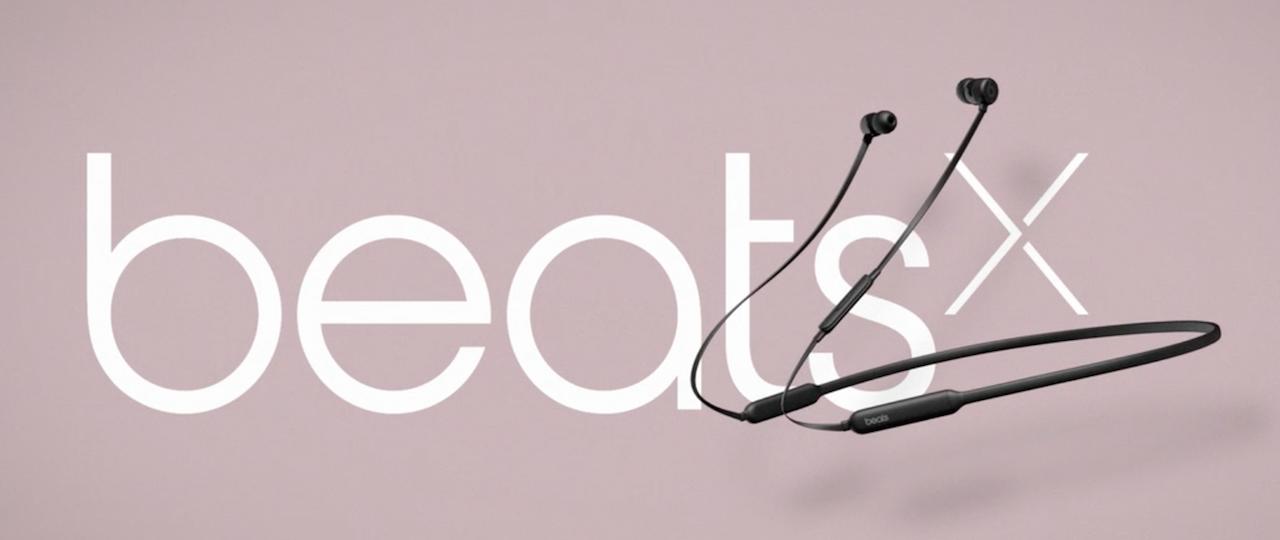 Apple BeatsX
