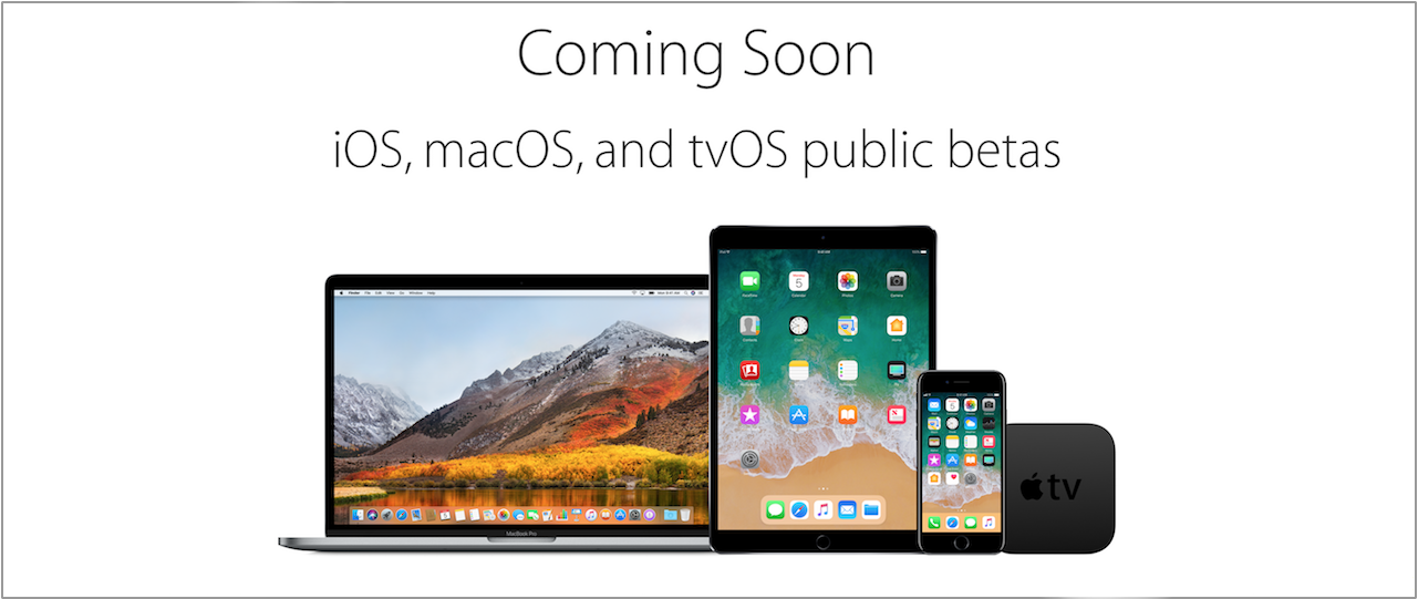 program testów beta Apple
