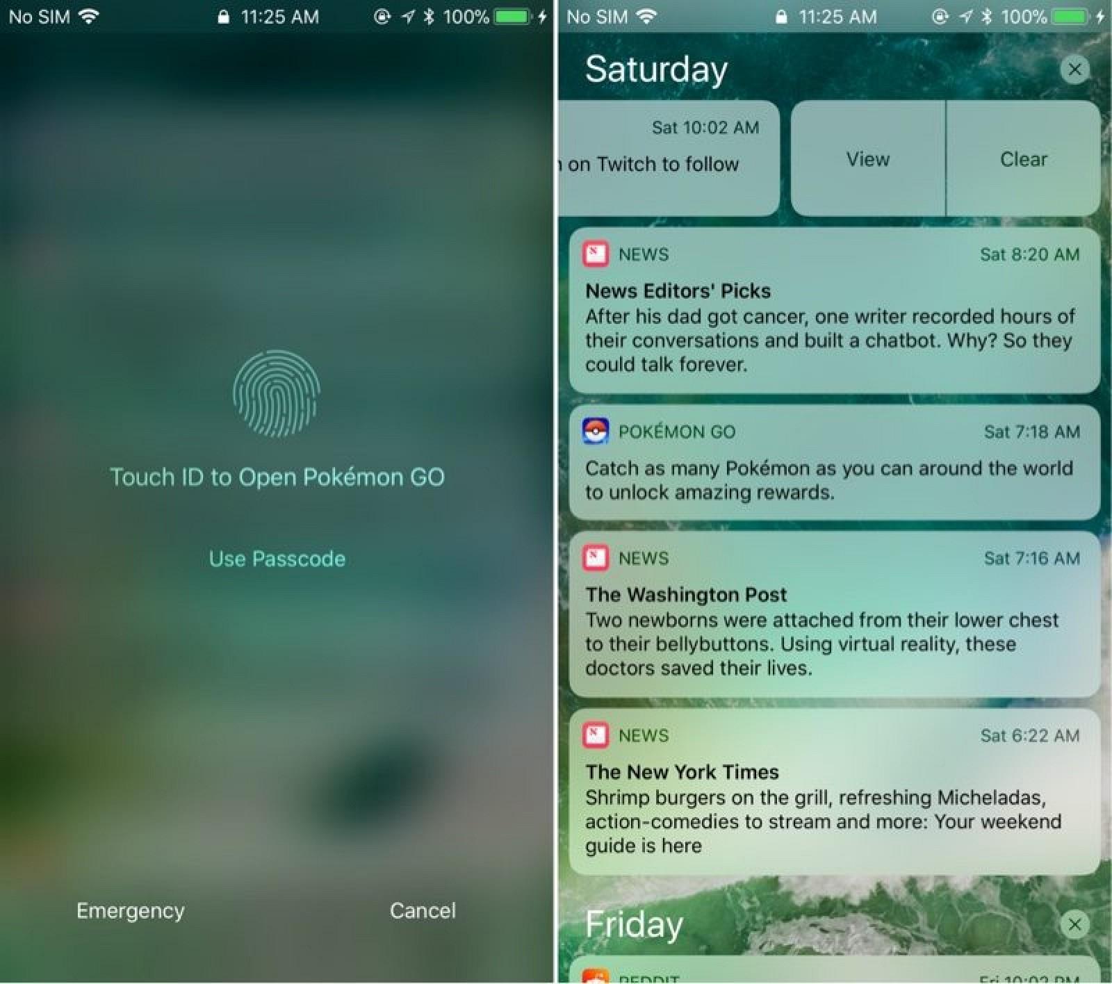 iOS 11 beta 3