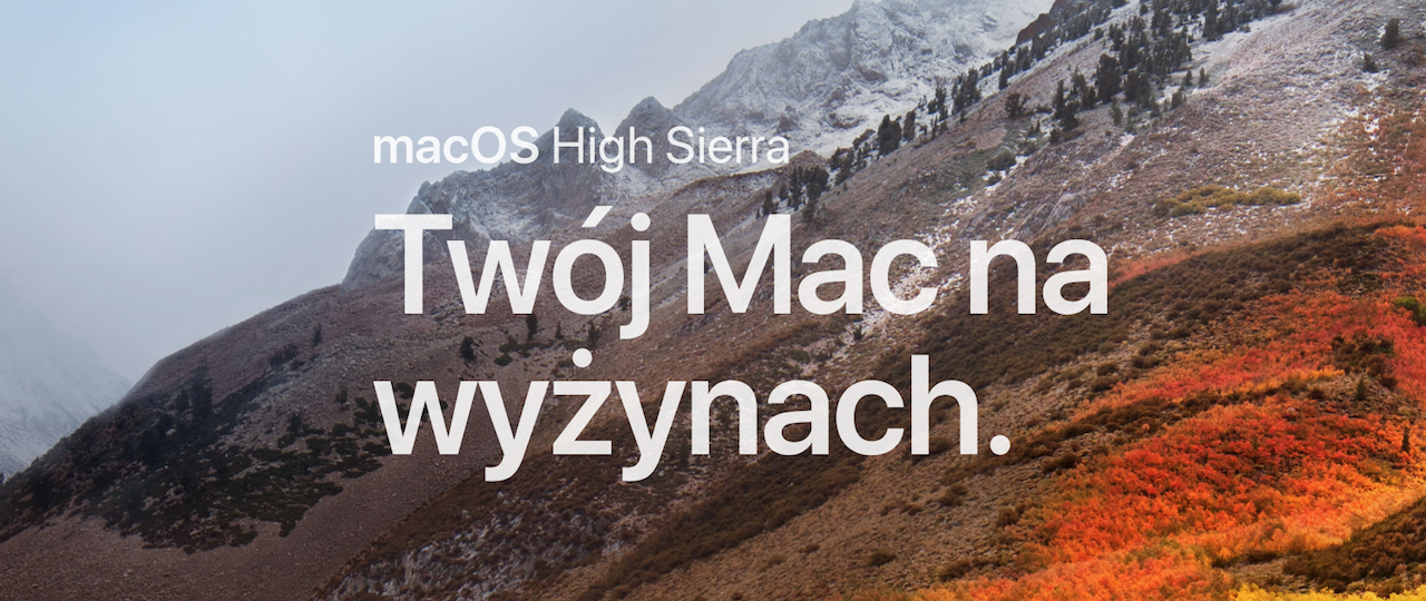 macOS High Sierra beta 4