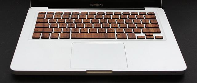 klawisze MacBook