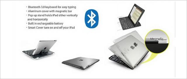 BlueKy - klawiatura iPad