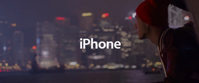 iPhone 5 reklama
