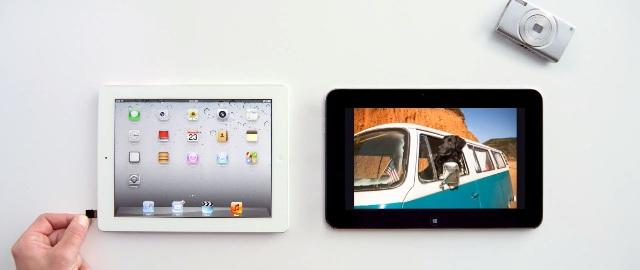 iPad vs Microsoft
