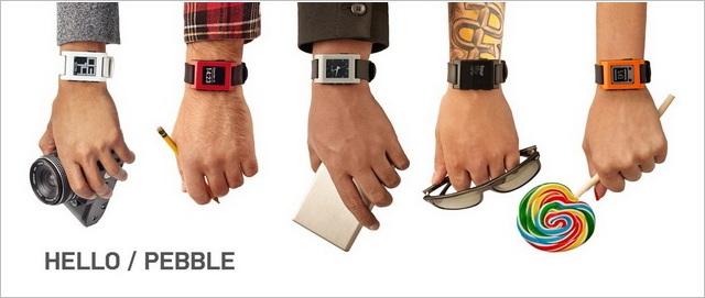 zegarek Pebble
