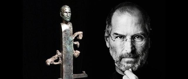 pomnik Steve Jobs