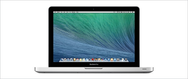 13-inch MacBook Pro bez Retiny