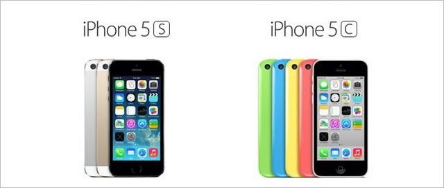 iPhone 5S_iPhone 5C